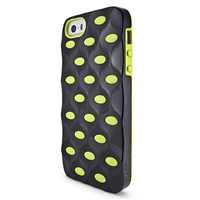 iLuv AI5FLIG FlightFit Gaudi Artistic 3D glow-in-the-dark Case for iPhone 5/5S/SE