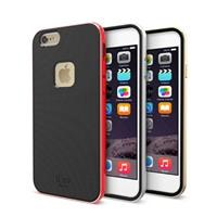 iLuv Metal Forge Aluminum Case for iPhone 6 Plus  W/ Diamond-Cut Edges