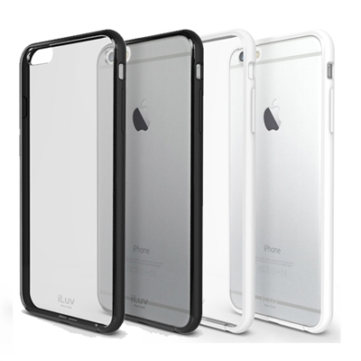 iLuv AI6PVYNE Vyneer Dual material Protection case for iPhone 6 Plus
