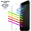 iLuv AI7PATBF Anti Blue Light Tempered Glass Screen Protector Kit for iPhone 8 Plus/7 Plus