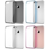 iLuv AI7PVYNE Vyneer Durable Transparent Hardshell Case for iPhone 7 Plus/8 Plus