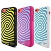 iLuv AILAURI Aurora Illusion Glow-in-the-dark case for iPhone 5C