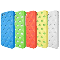 iLuv AILLAPE La Pedrera Artistic 3D effect hardshell case for iPhone 5C