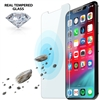 iLuv AIXLTEMF Tempered Glass Screen Protector Kit for iPhone XR
