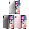 iLuv AIXMETF Protective Triple Layer Hardshell Case for iPhone X