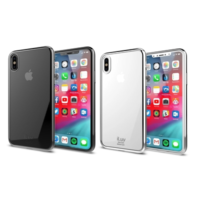 iLuv AIXPMT Metal Care Case for iPhone Xs Max