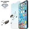 iLuv AIXTEMF iPhone X Tempered Glass Screen Protector Kit