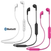 iLuv BBGUM3AIR Bubble Gum 3 Air Bluetooth Stereo Earphones