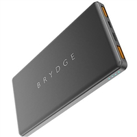 Brydge 5,000 mAh Portable Battery w/USB-A, USB-C & Quick Charge