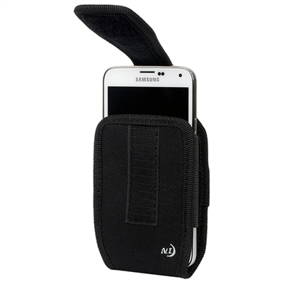 Nite-Ize CCFAL-01-R3 Fits All Vertical Holster, Black