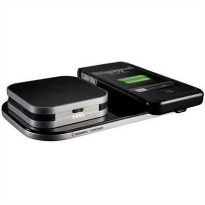 Duracell Powermat CSA4 24-Hour Power System For iPhone 4/4S, Black or White