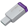 Kingston DT50/8GB 8GB USB 3.0 DataTraveler 50 (Metal/Purple)