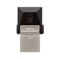 Kingston DTDUO3/16GB USB DataTraveler microDuo 3.0