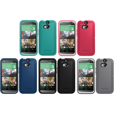 Otterbox Defender Series Case for HTC One (M8)