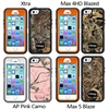Otterbox Defender Series RealTree Camo Case for iPhone 5/5S/SE
