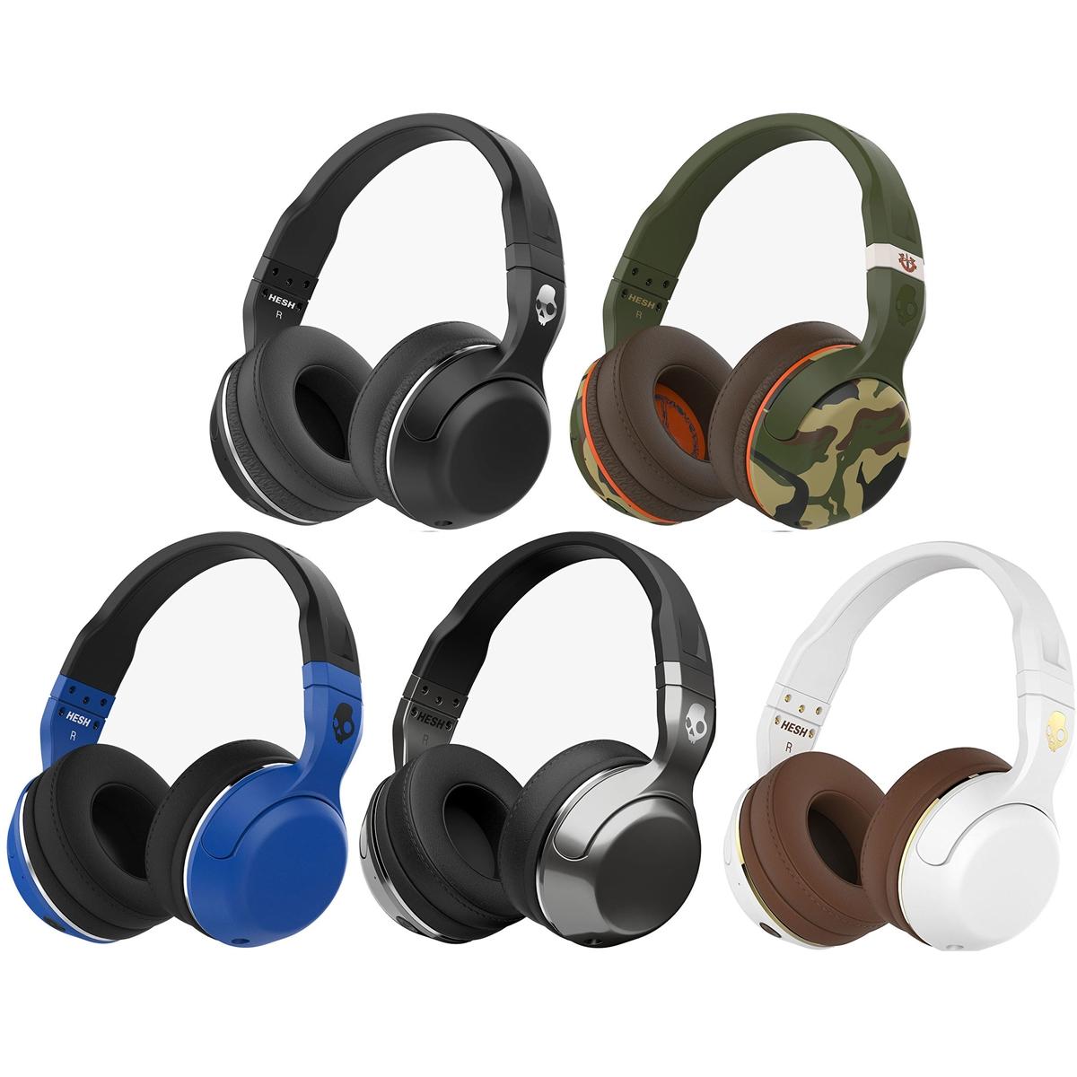 Skullcandy Hesh 2 Wireless Headphones Headphone Jack Wiring Diagram
