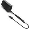 iLuv IAD1517BLK Lightning Wall Charger with Lightning Cable