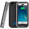 Ibattz IB-AP5-BLK-VS Mojo Refuel Alpha Battery Case For iPhone 5/5S/SE