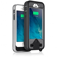 Ibattz IB-AR5-BLK-VS Mojo Refuel Armor S Battery Case For iPhone 5/5S/SE