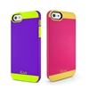 iLuv ICA7H335 FlightFit Case for iPhone 5/5S Dual Layer