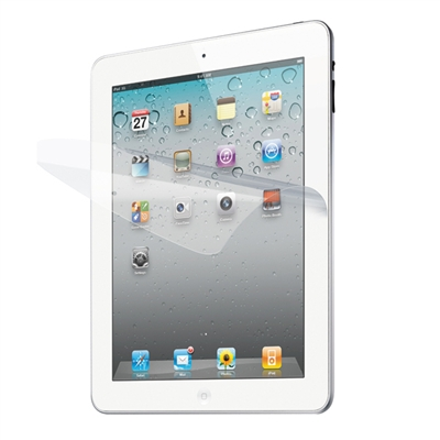 iLuv ICA8F305 Clear Protective Film Kit For All iPad Minis