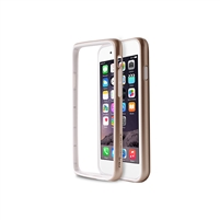 Puro Bumper Frame for iPhone 6 Gold