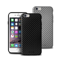 Puro Cover Carbon for iPhone Plus