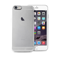 Puro Crystal Cover for iPhone 6 Transparent