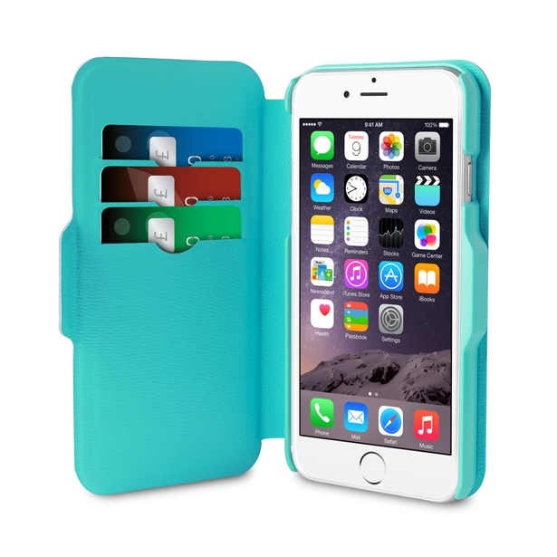 PURO CRYSTAL COVER IPHONE 6 AND 6S 4.7