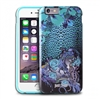 Puro Just Cavalli Antishock Cover for iPhone 6 Leo Jewel Blue