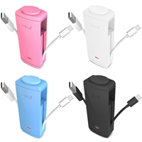 iWALK Charge It+ Micro USB 2600mAh Rechargeable Battery Pack