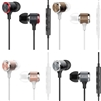 iLuv METALFS Metal Forge Sound Premium Metallic In-Ear Stereo Earphones