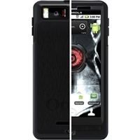 OtterBox Commuter Series Case for Motorola DROID X2 Black