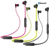 iLuv NEONAIR2 Neon Sound Air 2 Bluetooth In-Ear Earphones