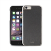 Puro Business Tumbled Real Leather Booklet Cover Grey  for iPhone 6 W/Gun Frame