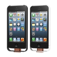 Duracell Powermat RCA5 AccessCase - Wireless Charging Case For iPhone 5