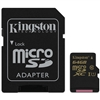 Kingston SDCA10/64GB 64GB microSDHC Class 10 Card