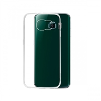Puro Cover Plasma Slim for Galaxy S6 Transparent
