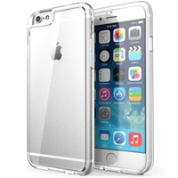 LAX Gadgets Slim Clear Scratch-Resistant Case Case For iPhone 6 Plus