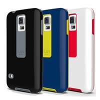 iLuv SS5FLIF FlightFit Dual-layer Case For GALAXY S5