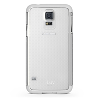 iLuv SS5VYNE Vyneer  Dual Material Protection Case For Galaxy S5