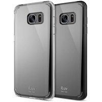 iLuv SS7EVYNE Vyneer Dual Material Protection Case For Samsung Galaxy S7 Edge