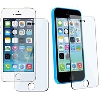 Lax Gadgets Tempered Glass Screen Protector for iPhone 5S/SE