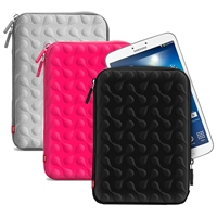 "iLuv U81GAUS Gaudi Foam-padded Sleeve For All iPad Minis & Most 7"" and 8"" Tablets"