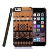 LAX Gadgets Natural Wood Case (Africa) for iPhone 6