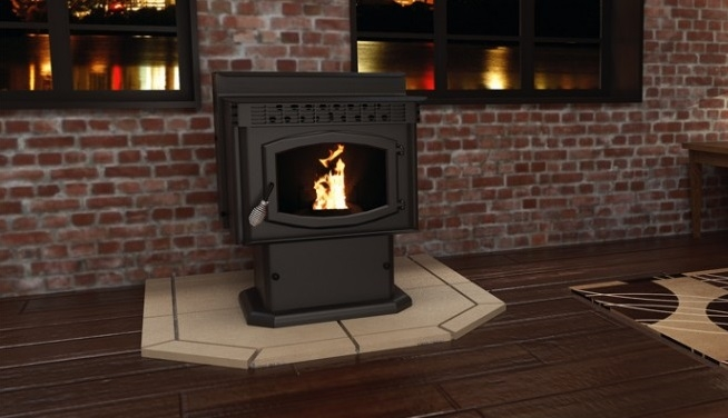Breckwell SP24 Blazer Pellet Stove, SP24 Breckwell Pellet Stove, SP24 Breckwell, SP24 Pellet Stove by Breckwell, Blazer SP24 Pellet Stove by Breckwell