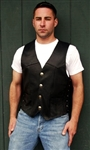 Heavy Buffalo Nickel Vest