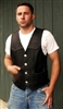 Men's Buffalo Nickel Vest
