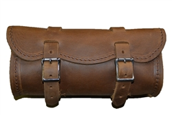 Small Brown Leather Tool bag