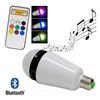 Laser light Projector with Bluetooth speaker Bulb